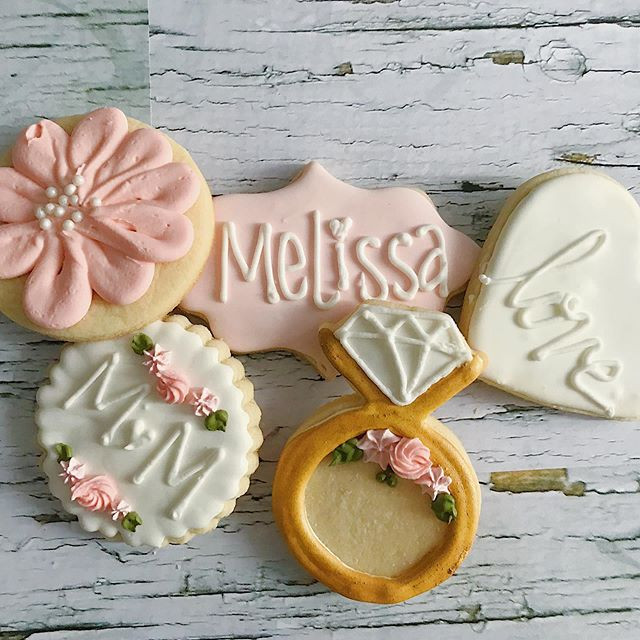 As promised, the full set of a cookies I