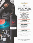 Bourbon Barrel Reserve Baco Noir tasting
