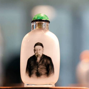 A Dreamed award for every snuff bottle painter