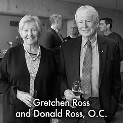 Gretchen and Donald Ross