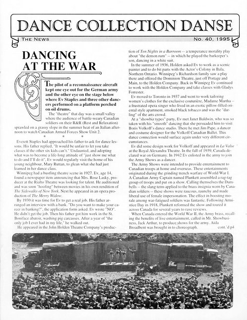 DCD The News - Issue 40, 1995