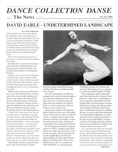 DCD The News - Issue 36, 1994