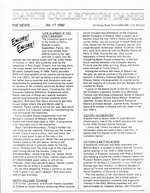 DCD The News - Issue 17, 1990