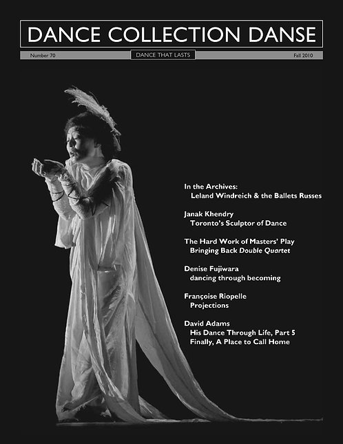 DCD The Magazine - Issue 70, Fall 2010