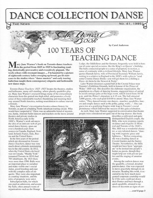 DCD The News - Issue 41, 1995