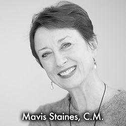 Mavis Staines