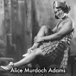 Alice Murdoch Adams