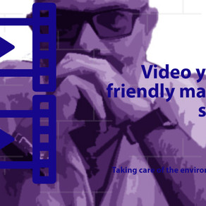 Animation and video is the new eco friendly marketing strategy that will save you time.