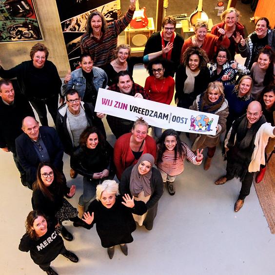 Studiemiddag Vreedzaam Amsterdam 2021