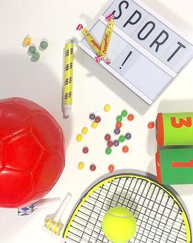 kids and diy sport