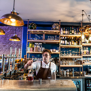 george spurrier, head bartender buoy and oyster margate