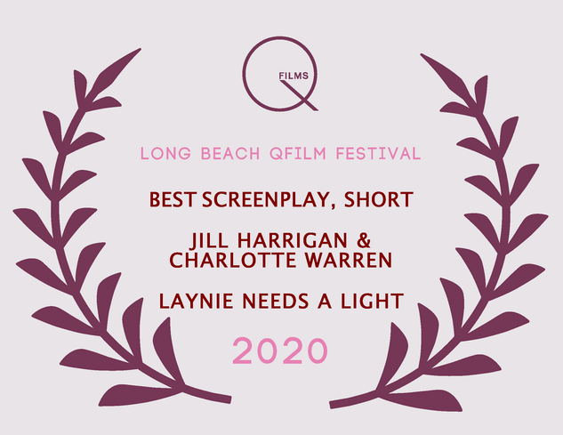 Best Screenplay Short Jill Harrigan & Ch