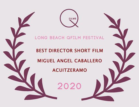 Best Director Short Miguel Angel Caballe