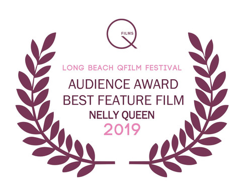 QFilms 2019 Audience Award Best Feature Film- Nelly Queen