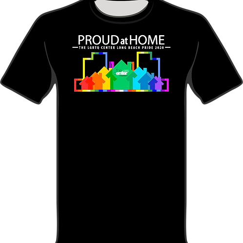 Proud at Home T-Shirt