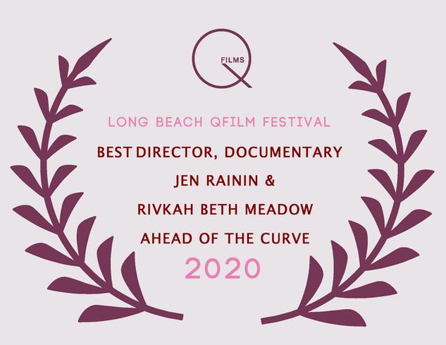 Best Director Doc - Jen Rainin & Rivkah