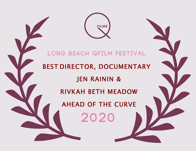 Best Director Doc - Jen Rainin & Rivkah