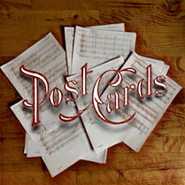 POSTCARDS SHEET MUSIC