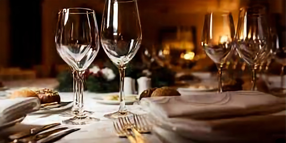 Jan 13, 2018 Art of Dining Etiquette Class, $120 per person (1)