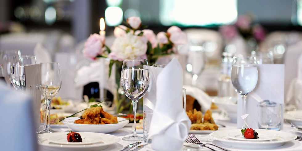 April 21, 2018 Adult Art of Dining Etiquette Class, $120 per person