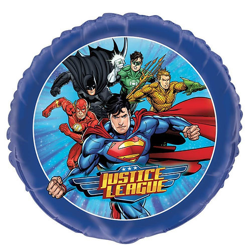 "18"" Justice League Helium Balloon - s26"