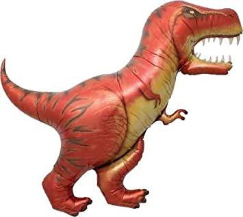 """42"""" T-Rex Dragon Helium Balloon - z85"""