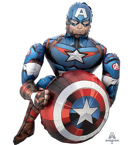 Avengers Captain America Helium Balloon - g29