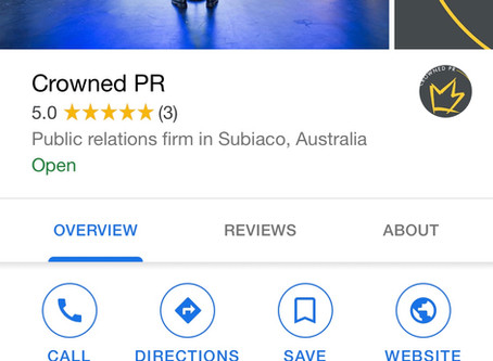 Best Practices for Google My Business