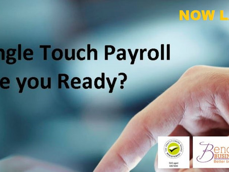 Are you ready? Single Touch Payroll is now compulsory!