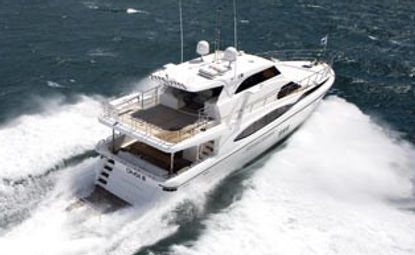 luxury cruising nz yacht charter