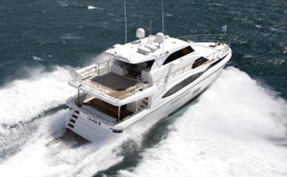 luxury cruising nz yacht charter