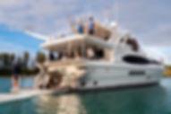 luxury holida new zeaand boat