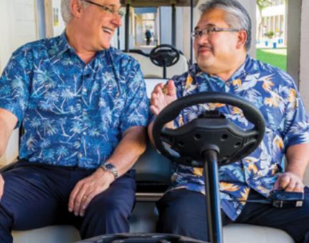 A Man of Principal: Waipahu's Keith Hayashi