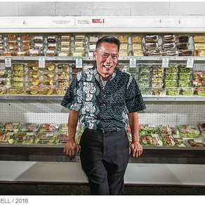Diamond Head Market owner and Waipahu High grad to support alma mater's fundraising efforts
