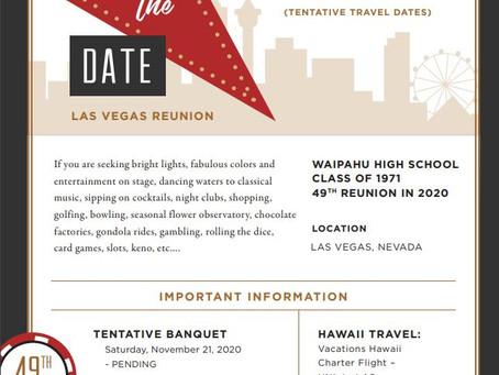 Class of 1969 Las Vegas Reunion