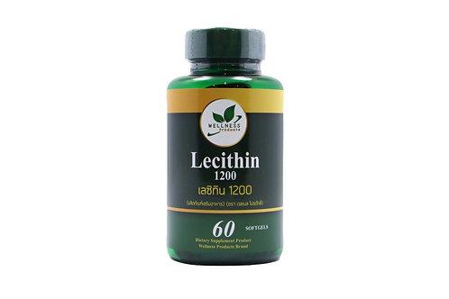 Lecithin 1,200 mg.