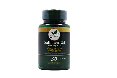 Safflower Oil 1,500 mg.(CLA)