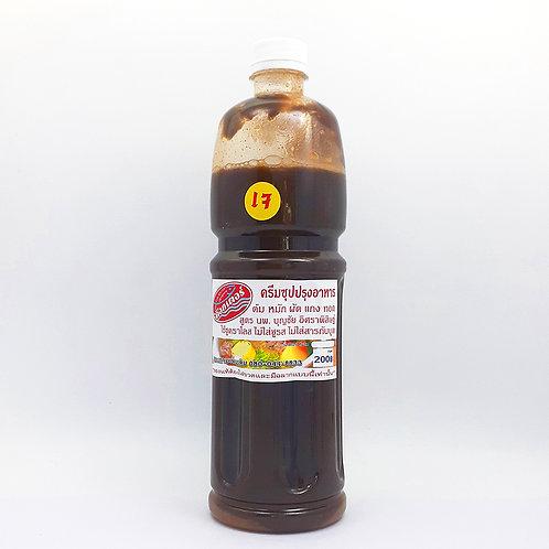 ครีมซุป  สูตรเจ  1000  ml.