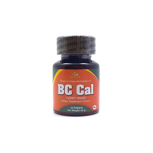 BC Cal (บีซี แคล) บรรจุ 30 แคปซูล