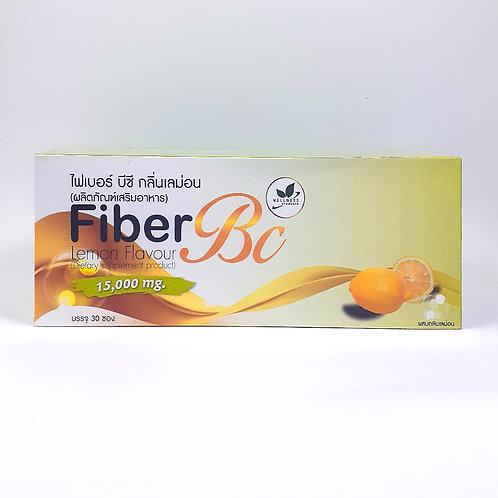 ไฟเบอร์ บีซี  รสเลม่อน (Fiber BC Lemon)