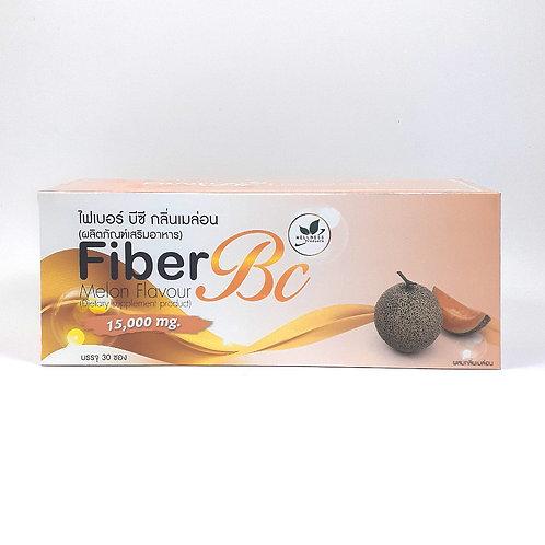 ไฟเบอร์ บีซี  รสเมล่อน (Fiber BC Melon)
