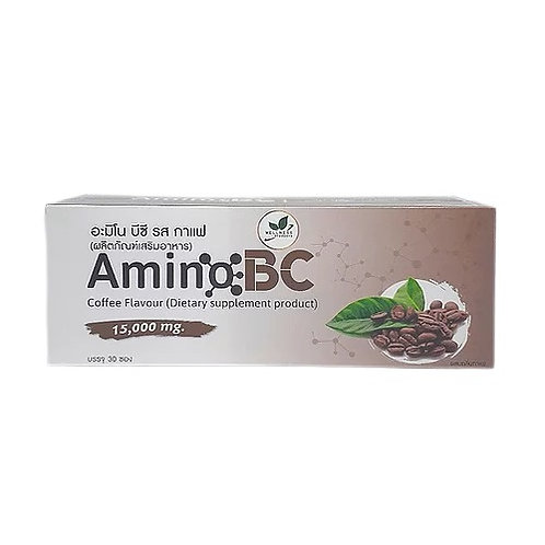Amino BC (อะมิโน บีซี) รส กาแฟ