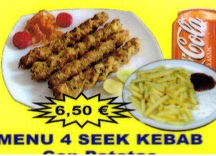 Chandni: Seek Kebab