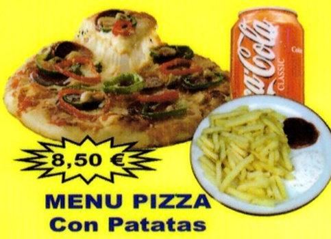 Chandni: Pizza