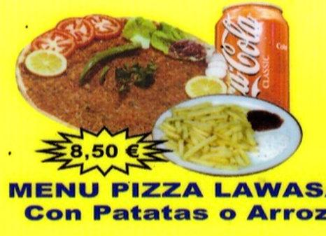 Chandni: Pizza Lawasa