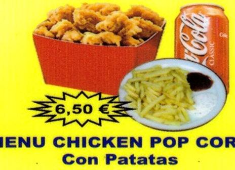 Chandni: Chicken Pop Corn