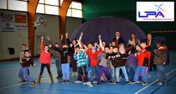Planétarium itinérant Ecole primaire