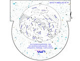 Carte du ciel LPA