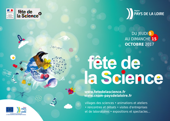 Fête de la science Sables d'Olonne