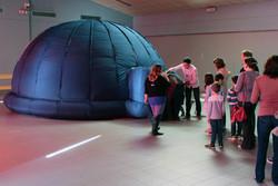 Planétarium itinérant festival